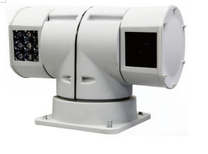 Police 3G 4G Dynamic Evidence System PTZ Camera Eembeded +Linux LCD Display Host pictures & photos