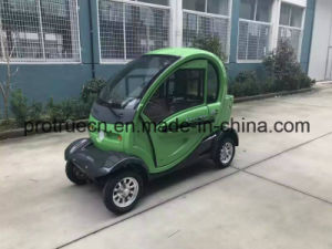 4 Wheel Mini Electric Car with Lithium Battery pictures & photos