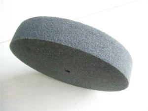 Non Woven Wheel, Nylon Grinding Wheel pictures & photos