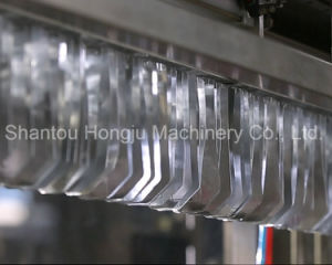 Thick Liquid Filling Machine for Screw Cap Plastic Pouch pictures & photos