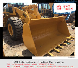 Original Caterpillar Wheel Loader 966h Used Cat 966h pictures & photos