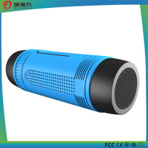 Bike flashlight with Power bank and bluetooth speaker pictures & photos