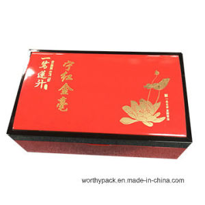 Glossy Wooden Tea Accessories/Storage /Gift Box for Gifts and Promotion pictures & photos