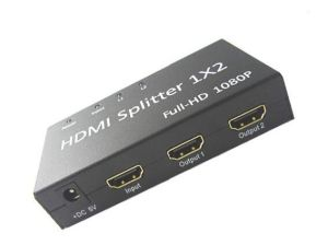 1X2 HDMI Splitter (1080P, 3D) pictures & photos