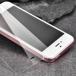 Anti Radiation Diamonds Anti Scratch Tempered Glass Film for iPhone 5/5s/Se