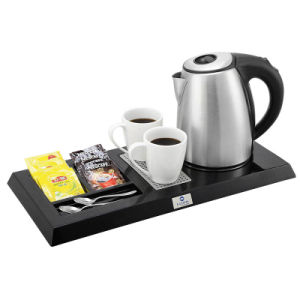Hot Selling 360 Degree Rotation and Cordless Electric Kettle pictures & photos