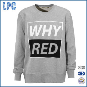Fashion Casual Sweatshirt Round Neck Sport Pullover for Men pictures & photos