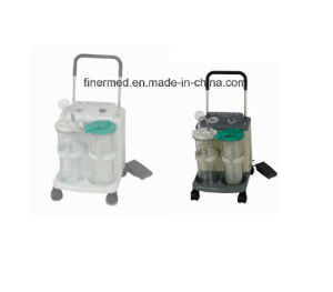 Mobile Electric Surgical Medical Suction Pump pictures & photos