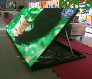 IP65 Full Color Outdoor LED Sign with Front Opened Boards (P5, P6) pictures & photos