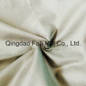 11 Wales 100% Organic Cotton Corduroy Fabric (QF16-2671) pictures & photos