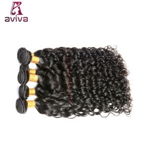 Water Curl Peruvian Natural Virgin Hair Extension pictures & photos