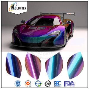 Flip-Flop Effect Pigments, Main Materials for Chameleon Paint, Chameleon Pigments pictures & photos