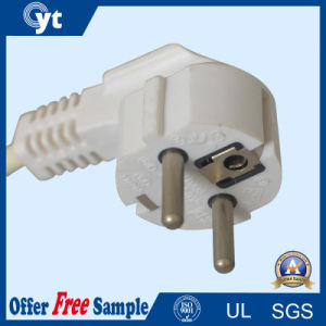 UL Approval 3 Cores Plug 3 Pin America Power Cord with Connector pictures & photos