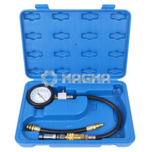 Petrol Engine Compression Testing Kit-Cylinder Pressure Meter pictures & photos