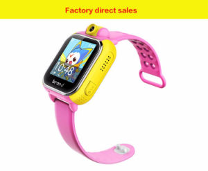 WCDMA 3G/GSM Waterproof WiFi Multi-Language Kids Children Smart Watch pictures & photos