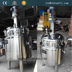 Industrial Stainless Steel Pressure Autoclave with Agitator pictures & photos
