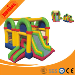 Interesting Indoor/Outdoor Kids Inflatable Bounce House for Sale pictures & photos
