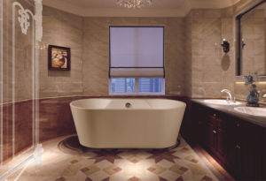 Onsen Bathroom Cheap Freestanding Bathtub Price