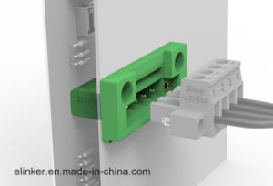 Panel Feed-Through Terminal Block, Terminal Blocks