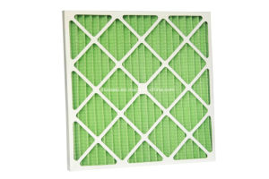 Merv3 Merv5 Merv6 Pre Filter Media/Mat Air Filter Material Washable - DIN 53438 F1 Class pictures & photos