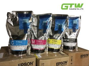 Great Quality Original Ink for Epson Printer (4 Colors C-M-Y-BK) pictures & photos