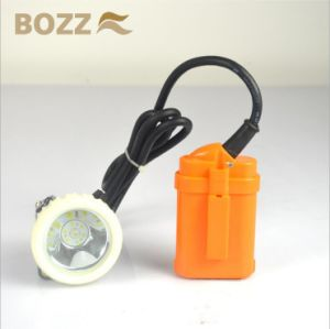 Cap Lamp Mining Cap Lamp LED Caplamp Ledheadlamp Mining Light (KJ3.5LM) pictures & photos