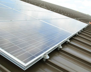 High Intensity Metal Rooftop Solar Mounting Parts pictures & photos