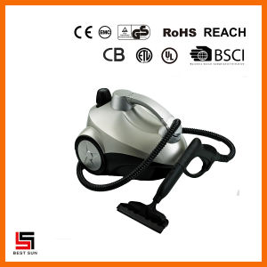 1500W Stainless High Pressure Industrial Steam Cleaner for Car pictures & photos
