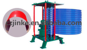 Curving Roll Forming Machine with Factory pictures & photos