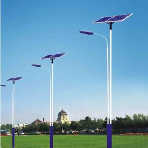 5 Year Warranty ISO Certificate Solar Street Light LED with Durable Pole. pictures & photos