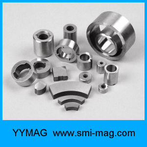 Powerful Permanent Sintered AlNiCo Ring Magnet pictures & photos