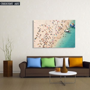 Summer Holiday Seaside Boats Canvas Prints pictures & photos