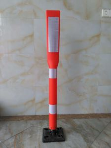 110cm PE Post with PP Base pictures & photos