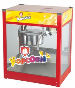 China Used Popcorn Machines for Sale pictures & photos