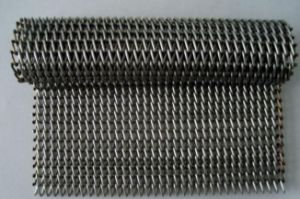Z Mesh Belt for Biscuit Furnace pictures & photos