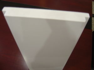 PVC Foam Boards and Profiles/Quarter Round/Foam UPVC/UL Passed pictures & photos