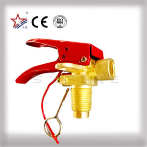 CO2 Fire Extinguishe Valve Brass Material pictures & photos