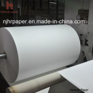 Mini Jumbo Roll Sublimation Transfer Paper for Format Printer