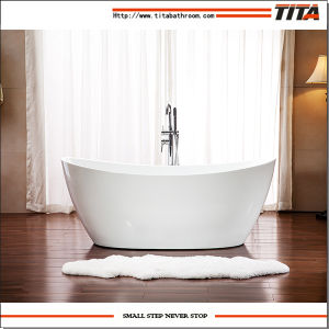 High Quality Lucite Acrylic Bathtub Tcb023D pictures & photos