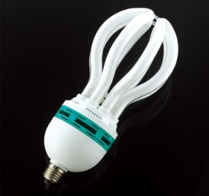 Lotus/U Shape/Spiral 3000h-8000h Energy Saving Lamp pictures & photos