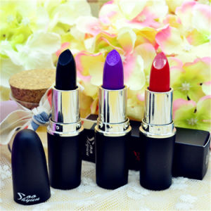 Hot Women Beauty Makeup Matte Velvet Lipstick Long Lasting Waterproof Lip Gloss pictures & photos