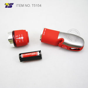 LED Flashlight with Multi Tool and Hidden Hammer and Cutter pictures & photos