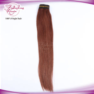 Brazilian Virgin Hair Straight Weave 100% Remy 33# Human Hair pictures & photos
