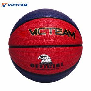 Premium Moisture Absorbing Micro Fiber Basketball pictures & photos