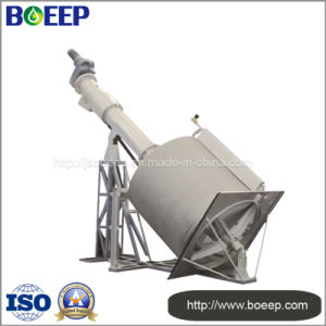 Sewage Treatment Plant Automatic Rotary Drum Fine Screen pictures & photos