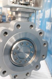 Lug Stainless Steel Butterfly Valve pictures & photos