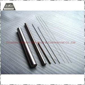 Molybdenum Ground Finished Rod-Molybdenum Black Finished Rod-Molybdenum Rod pictures & photos