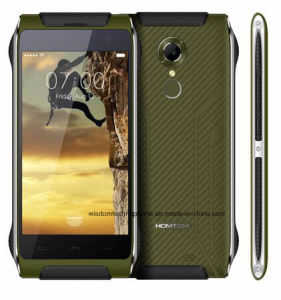Homtom Ht20 Waterproof Smartphone IP68 Android 6.0 Mt6737 Quad Core 2g RAM 16g ROM 3500mAh 8MP Fingerprint 4G Lte pictures & photos