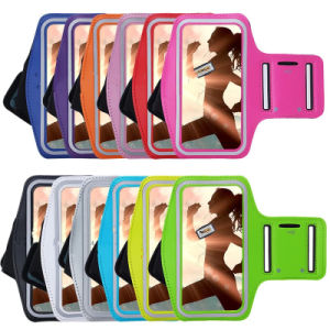 Sports Running Armband Case Armband Holder Pouch for Mobile Phone Armband pictures & photos