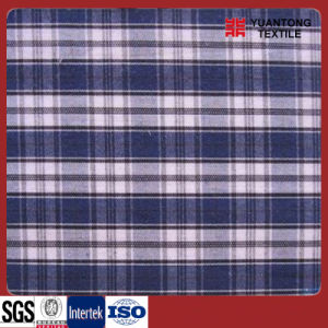 40s Woven 100% Cotton Yarn Dyed Check Fabric pictures & photos